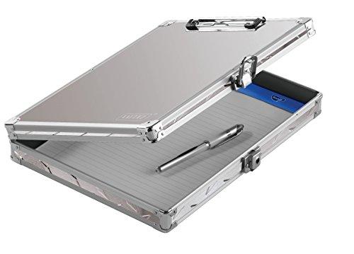 Vaultz Locking Clipboard Treadplate VZ00698 DAS
