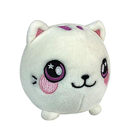 SQUEEZAMALS, Callie Cat - 3.5 Super-Squishy Foam Stuffed Animal! Squishy, Squeezable, Cute, Soft, Adorable!