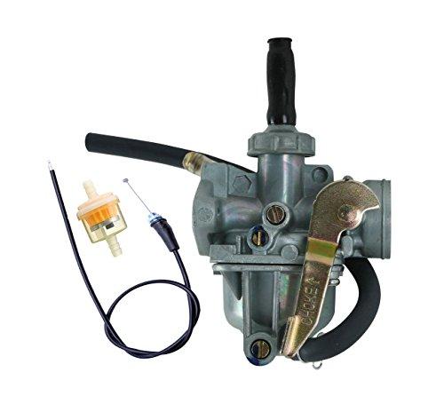Carburetor Throttle Cable - 6