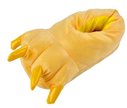 LATH.PIN Zapatillas de casa animales Halloween Cosplay Yellow