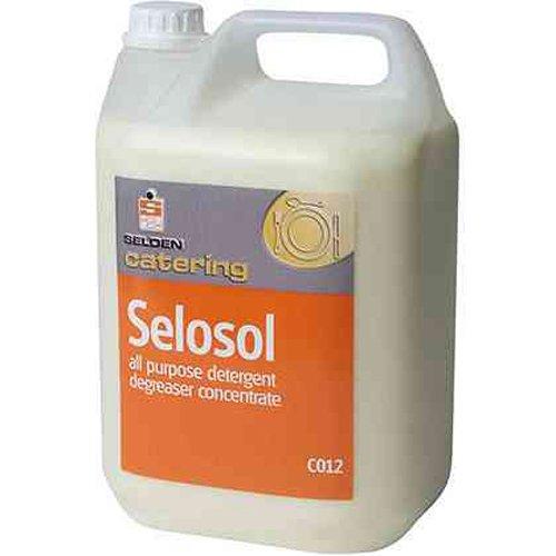 Selden SPD932 Selosol Heavy Duty Degreaser, 5 L Selden Research Ltd