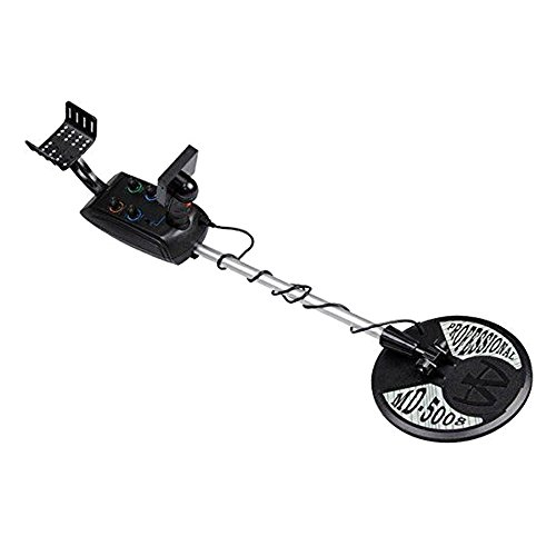 Underground Metal Detector Finder Deep Sensitive Search Gold Treasure Digger Hunter for Gold Coins Relics 3-3.5m MD-5008 by top-tool