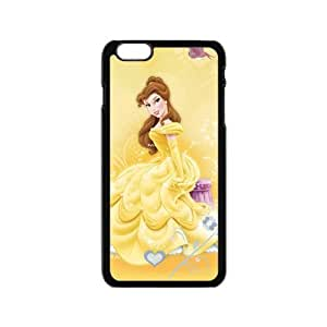 Beauty and the Beast lovely girl Cell Phone Case for Iphone 6