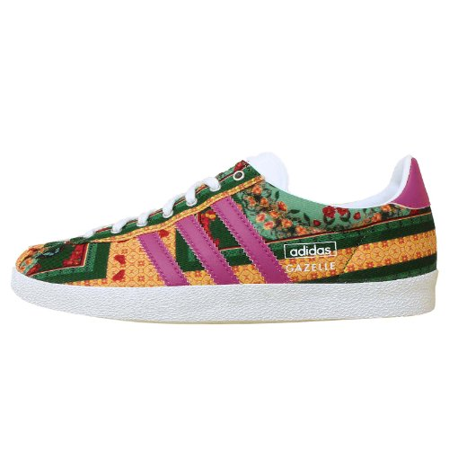 new style 3f155 a1e97 Adidas Womens Gazelle OG WC Farm W, WHITEBLOOMMETSILPINKGREEN, 7 M US  - Buy Online in Oman.  Misc. Products in Oman - See Prices, Reviews and  Free ...
