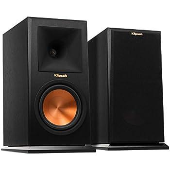 Klipsch RP 160M Bookshelf Speaker