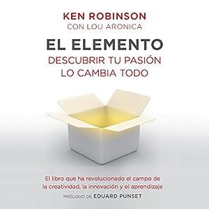 El elemento Audiobook