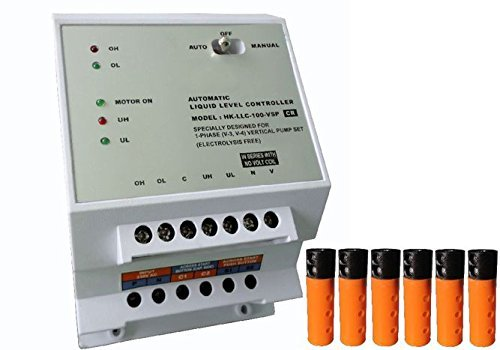 (Walnut Innovations Automatic Water Level Controller,Water Level Sensors (for Single Ph.)