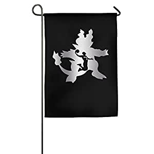 MSCUEYBR The Pokemon Magmar Blazers 0 Damian Lillard Garden Flag