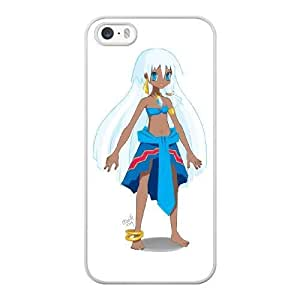 The best gift for Halloween and Christmas iPhone 5 5s Cell Phone Case White The beautiful Disney Princess Kida Nedakh GON6234301