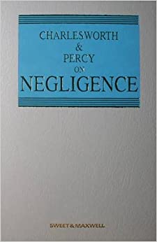 Charlesworth and Percy on Negligence
