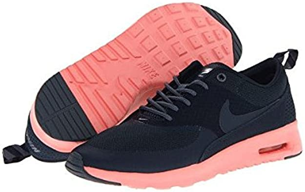 Atomic Pink Nike Air Max Thea Amazon.com | Nike Women's Air Max Thea Running Shoes, Size 11.5 ...