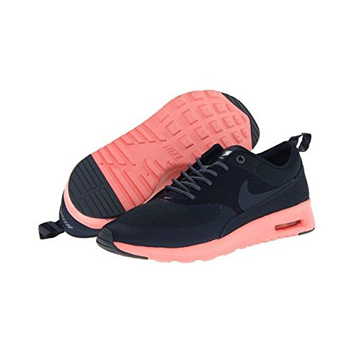 Atomic Pink Nike Air Max Thea Nike Women's Air Max Thea Running Shoes, Size 11.5. Armory Navy ...
