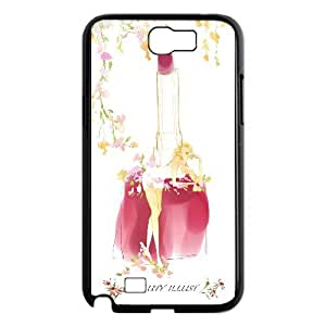 Samsung Galaxy Note 2 N7100 Beauty Lipstick Theme Phone Shell
