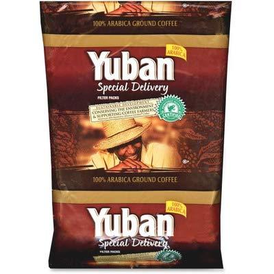 KRFGEN86307 - Yuban Colombian Coffee Filter Pack