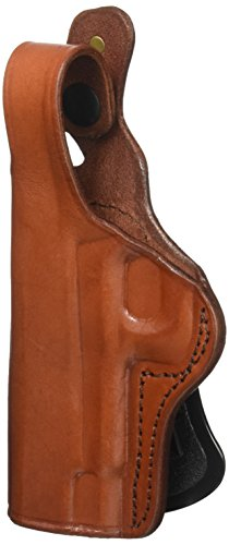 Tagua PD1R-073 Browning Hi-Power Brown/Left Hand Rotating Thumb Break Paddle Holster ()