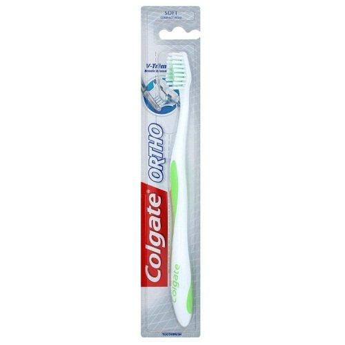 Colgate - Cepillo de dientes anatómica Pack de 2: Amazon.es: Salud y cuidado personal