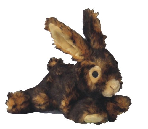 (Pet Lou Colossal Rabbit 15 inch Plush Chew Toy for)