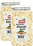Badia Almonds Sliced & Blanched 3 lbs Pack of 2