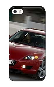 New Fashion Premium Tpu Case Cover For Iphone 5/5s - Mazda Rx 25
