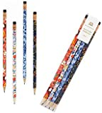Rifle Paper Co. #2 Floral Writing Pencils -- Set of 12 Assorted