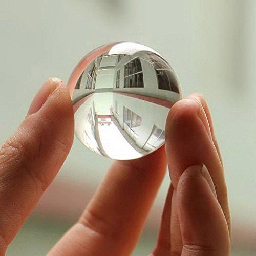 gxp Asian Quartz White Clear Natural Crystal Healing Ball Sphere ()
