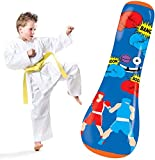 Hoovy Inflatable Punching Bag for Kids: Free