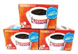 Dunkin' Donuts K-Cups French Vanilla (Pack of 3)