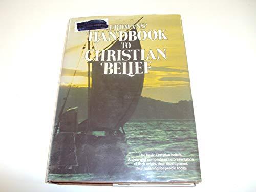 Eerdmans' Handbook to Christian - Handbook Eerdmans