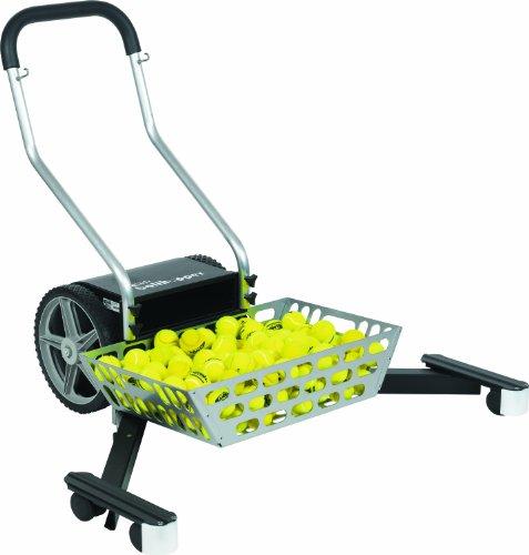 Gamma Ballhopper Ball Mower 350, Black