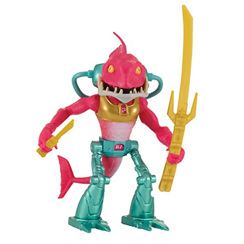 "Teenage Mutant Ninja Turtles 5"" Fierce Fishface Basic Action Figure"