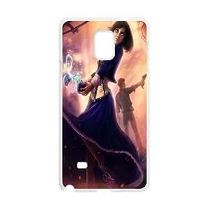 Eddy Shinjuku Samsung Galaxy Note 4 Cell Phone Case White Pretty Present zhm004_5010614