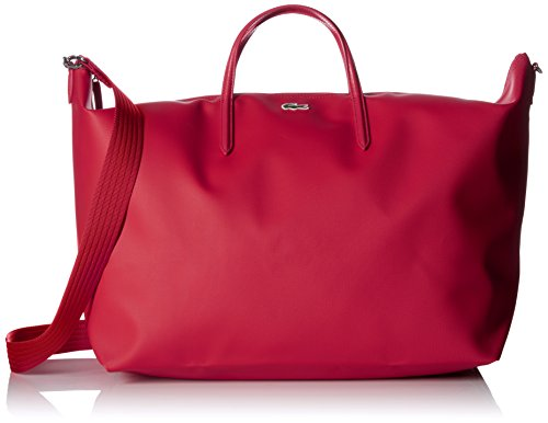 Lacoste L.12.12 Concept Travel Shopping Bag, Virtual Pink