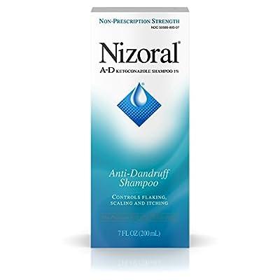Nizoral A-D Anti-Dandruff Shampoo, 7 Fl. Oz