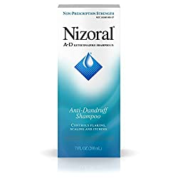 Nizoral A-D Anti Dandruff Shampoo Review