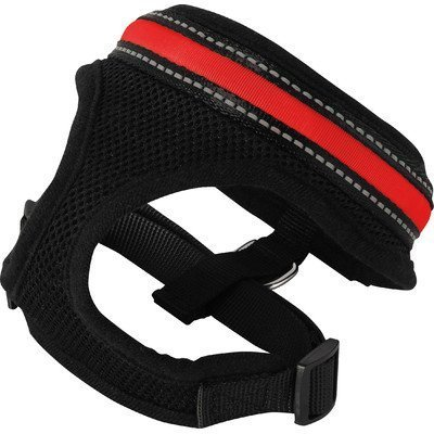 - SafetyGlo Harness, Small, Red
