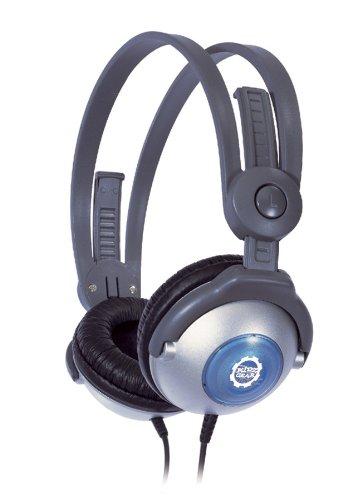 Kidz Gear Wired Headphones For Kids - Gray