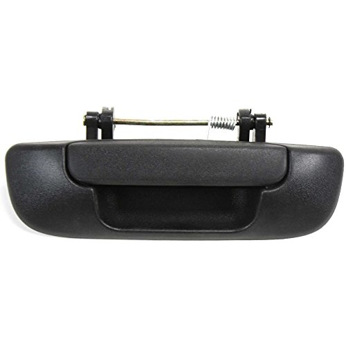 Tailgate Handle For Dodge Full Size P U 02 09 Textured Black Plastic New Body Style