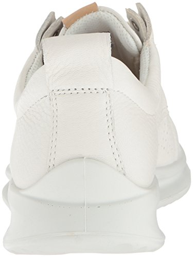ECCO Aquet, Scarpe Stringate Brouge Donna Bianco (White 1007)