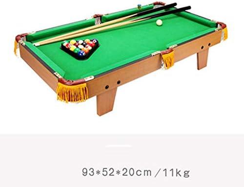 WNN-URG Mini Cubierta Tabla Top Mesa de Billar Juego de Billar Set ...