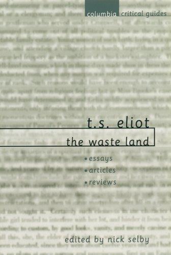 The Waste Land Essay