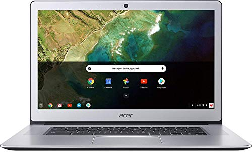 (Acer 15.6in Intel Core Pentium 1.1GHz 4GB Ram 32GB Flash Chrome OS|CB515-1HT-P39B (Renewed))