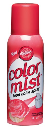 Wilton Red Color Mist