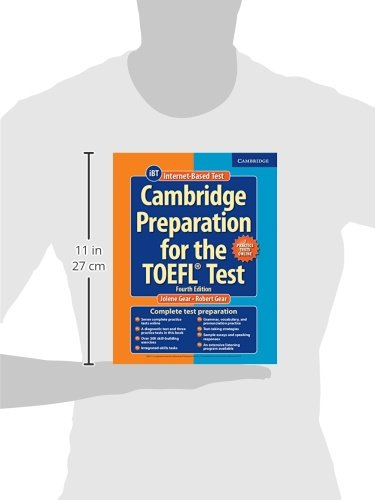 Free download Preparation for the TOEFL Test iBT 4 Edition