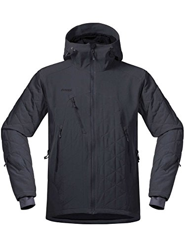 Insulated Giacca Jacket Men Kong black Berg nbsp;– Bergans nbsp;softshell Solid Invernale Charcoal qgnE7wA