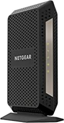 The Net gear CM1000-1AZNAS ultra-high speed Cable Modem provides a connection to high-speed cable Internet with speeds up to 6 Gbps. It is the industry's first DOCSIS 3. 1 cable labs Certified cable modem, 10x faster than DOCSIS 3. 0. Working...