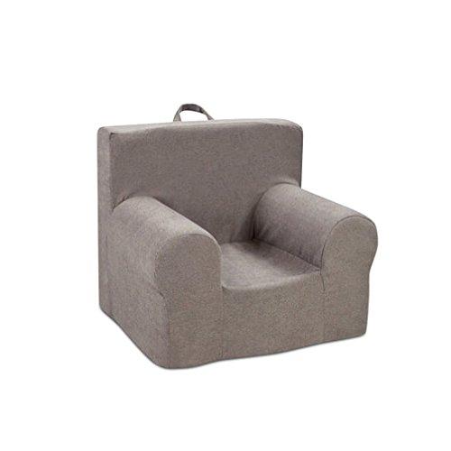 Kangaroo Trading Weston Grab-N-Go Kid's Chair with Handle (No Welt) Jitterbug Ash Childrens