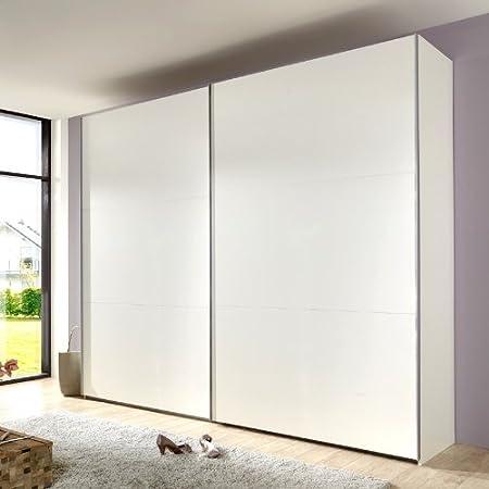 Para el dormitorio de madera de roble blanco juego completo de 270 cm en el armario de ropa de cama con diseño de armarios empotrados: Amazon.es: Hogar
