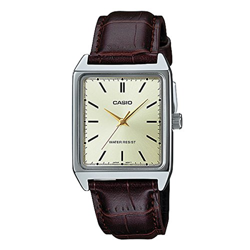MTP-V007L-9EUDF Casio - Rectangle Mens Watch