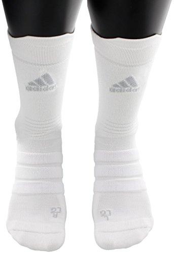 adidas Alphaskin Lightweight Cushioned Crew Socks (1 Pack)