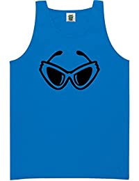 YOUTH Sunglasses Bright Neon Tank Top - 6 bright colors